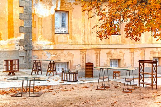 Muebles de La Granja: diseños tradicionales