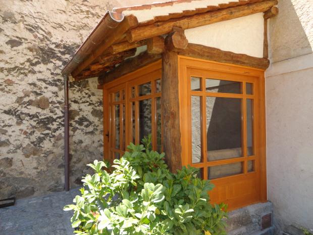 Reforma de la ampliación del Restaurante La Portada