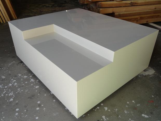 mesa alto brillo I