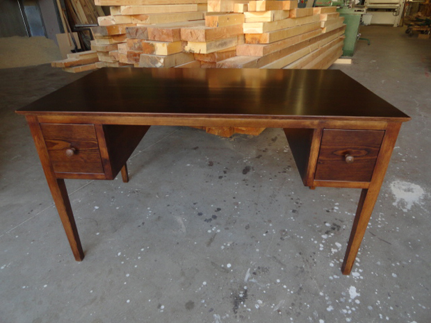 Escritorio cl sico muebles de la granja for Muebles escritorios clasicos