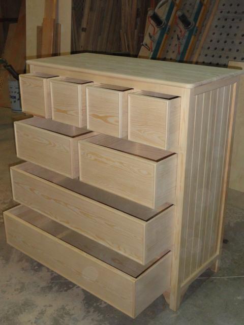 Comoda al natural muebles de la granja muebles de la granja - Muebles al natural ...
