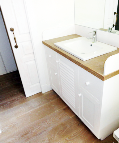 Mueble para cuarto de baño