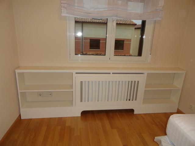 Cubreradiadoresmuebles de la granja muebles de la granja - Muebles para cubrir radiadores ...