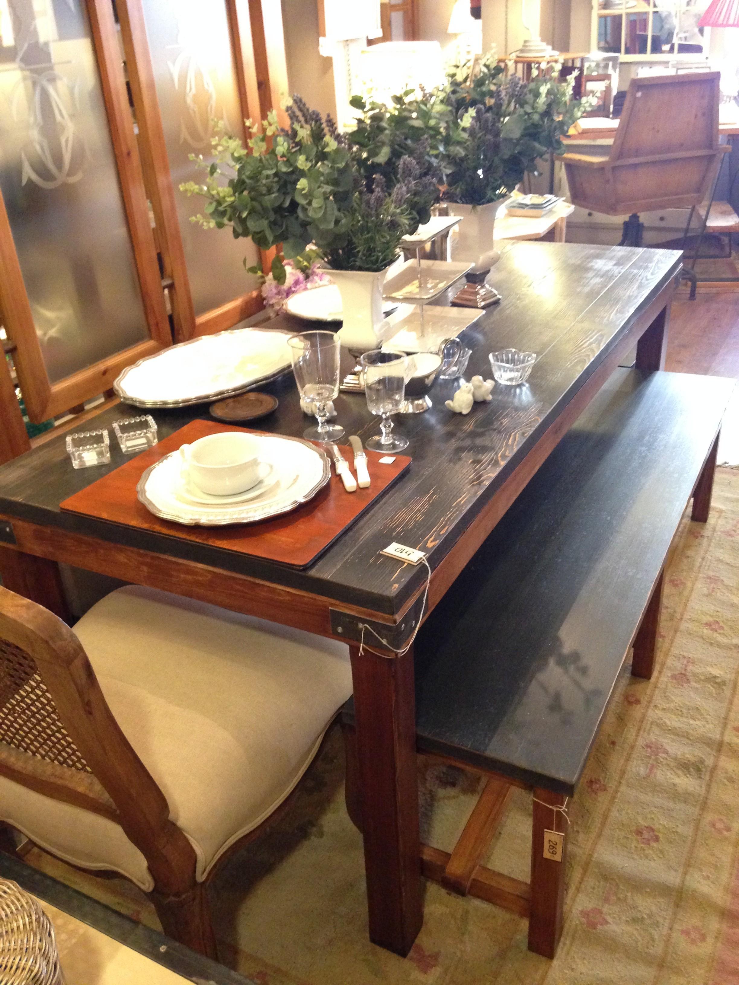 Nueva mesa de comedor