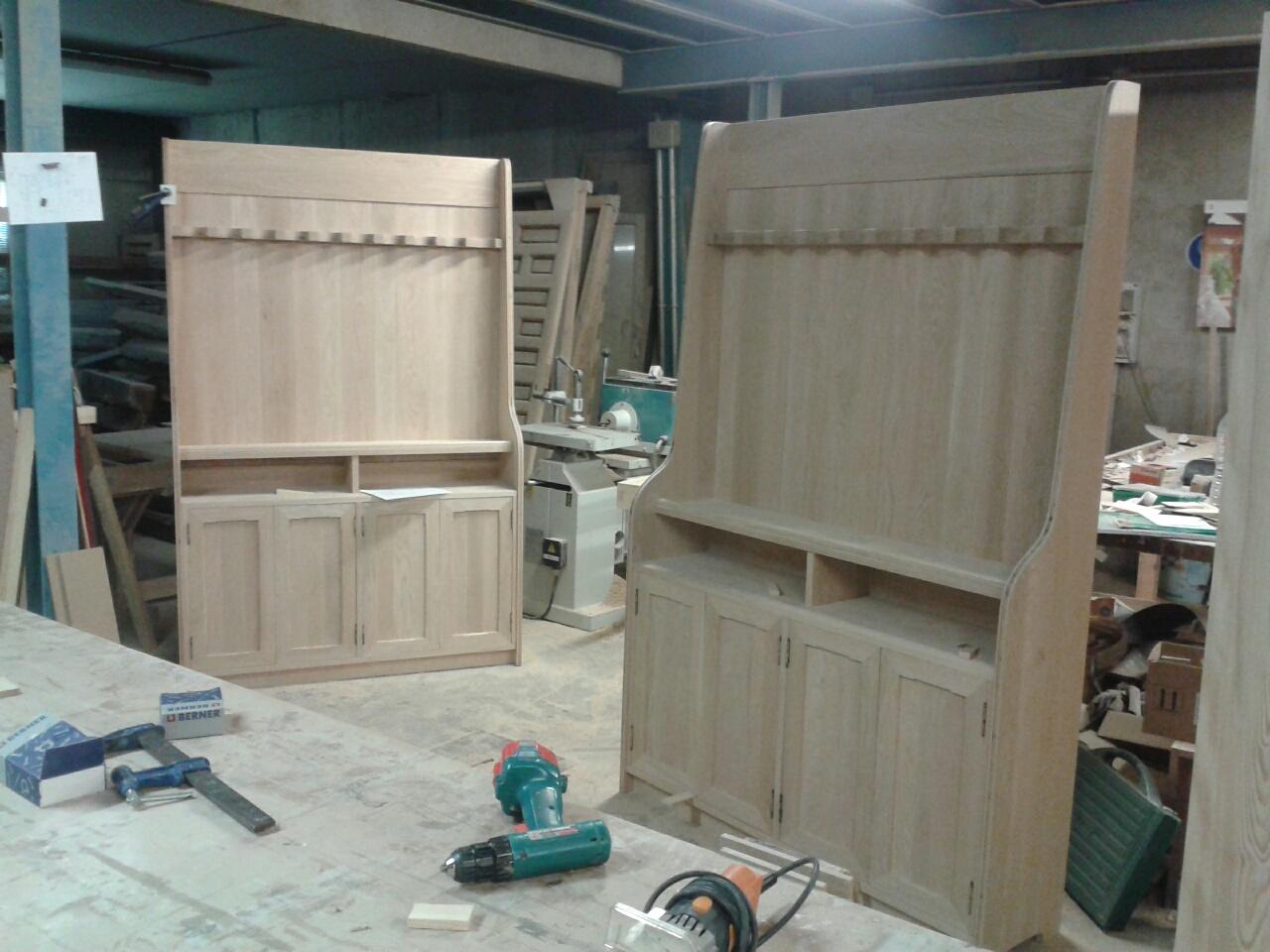 Muebles madera en crudo, descargar o ver fotos