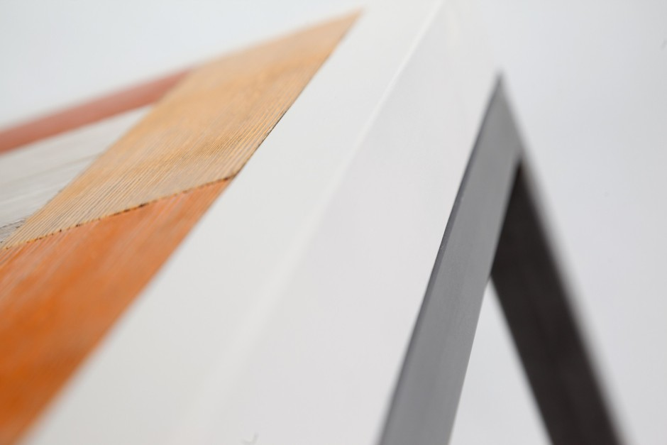 Mesa Auxiliar de 60 x 60 x 60 cm