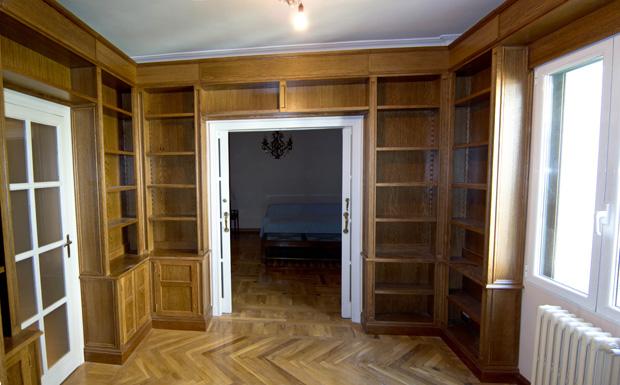 biblioteca secretos