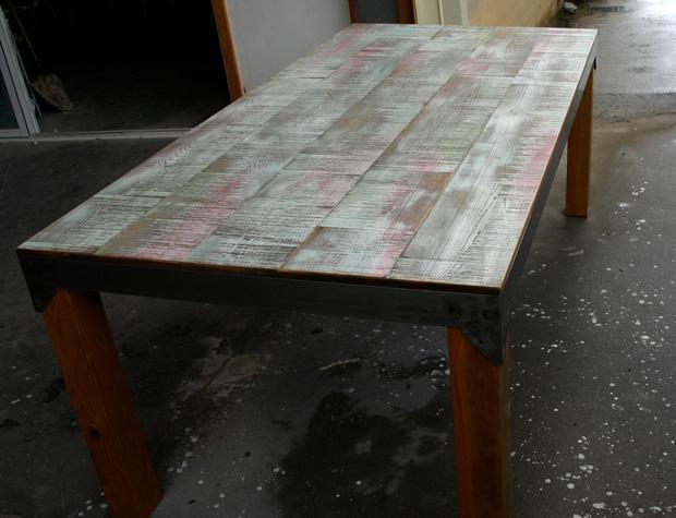 mesa colorines