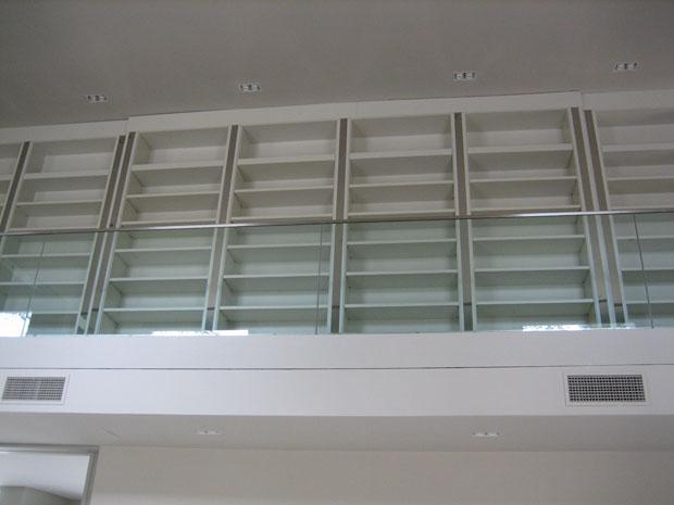 Librería de diseño moderno