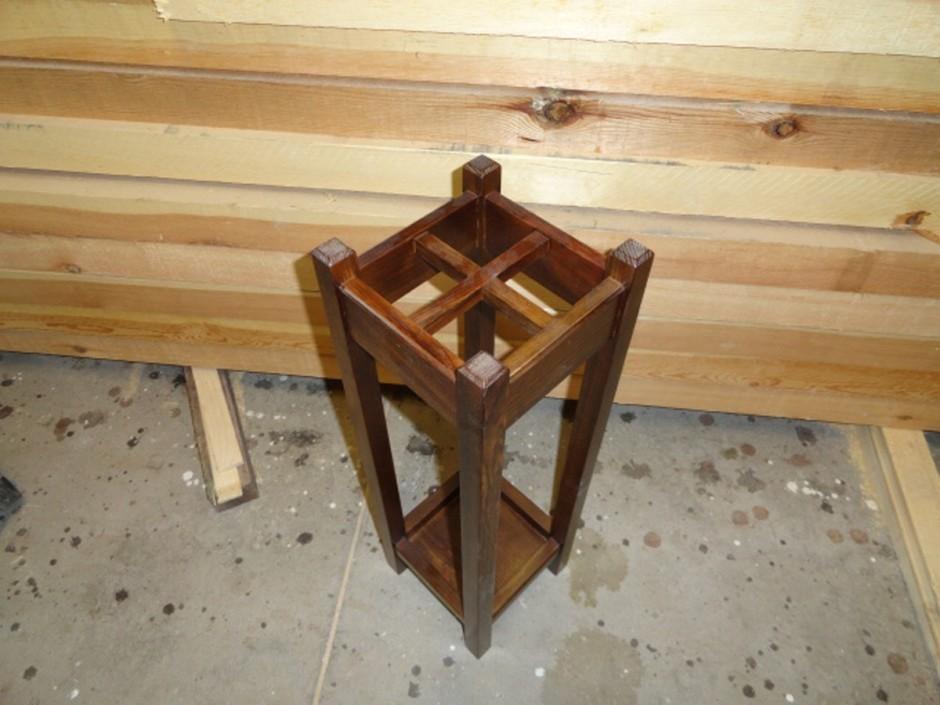 Bastonero pequeño 22x22x70 cm.
