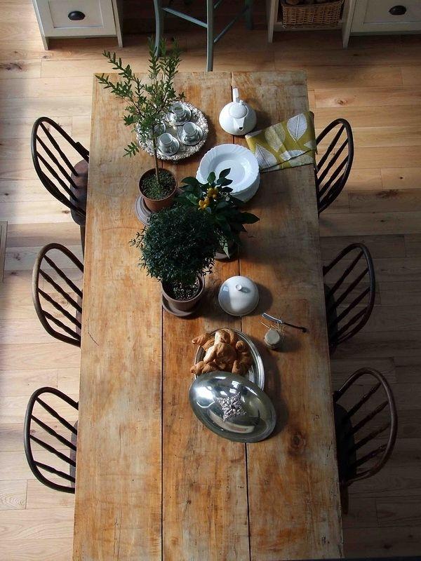 Ideas Para Mesas de Comedor